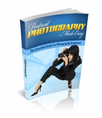 Portrait Photography Made Easy - PLR