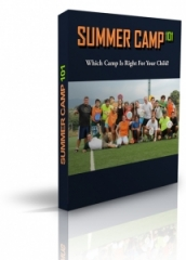 Sending Your Child to Summer Camp - PLR
