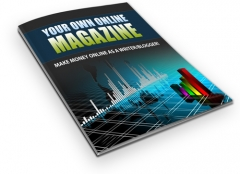 Your Own Online Magazine